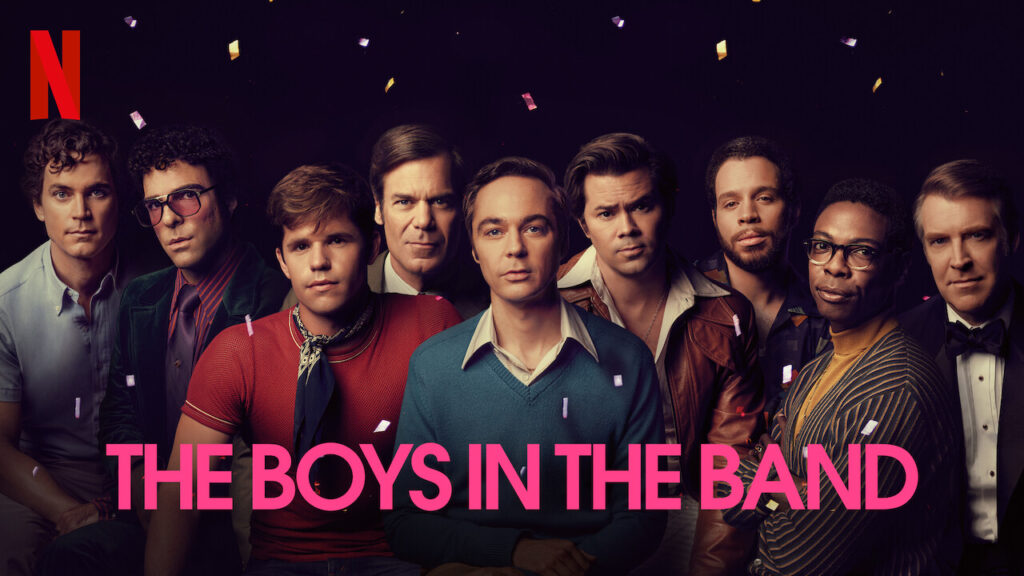 The Boys in the Band (2020) hd latino