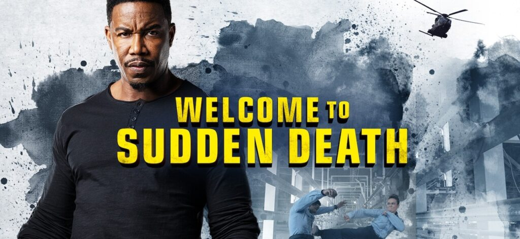 Welcome to Sudden Death (2020) hd latino