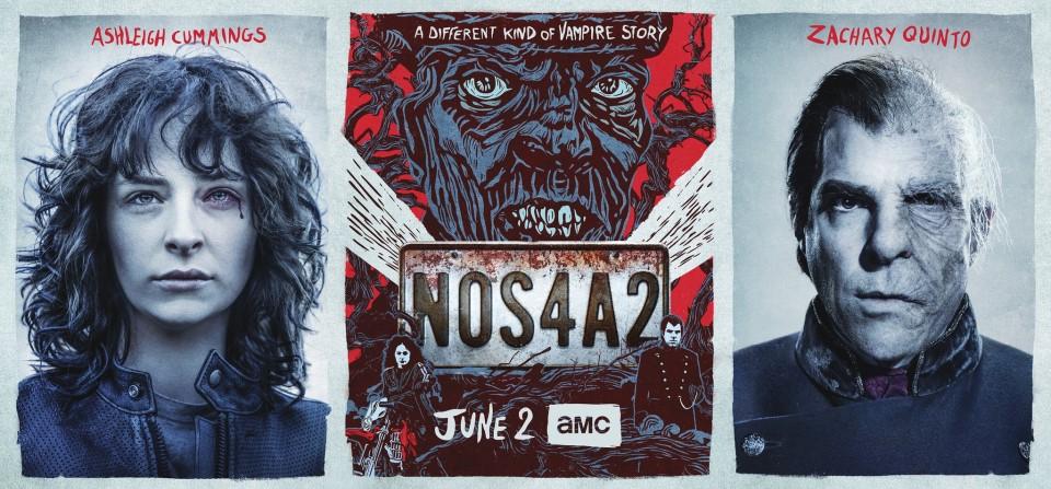 Nos4A2 Temporada 2 hd latino