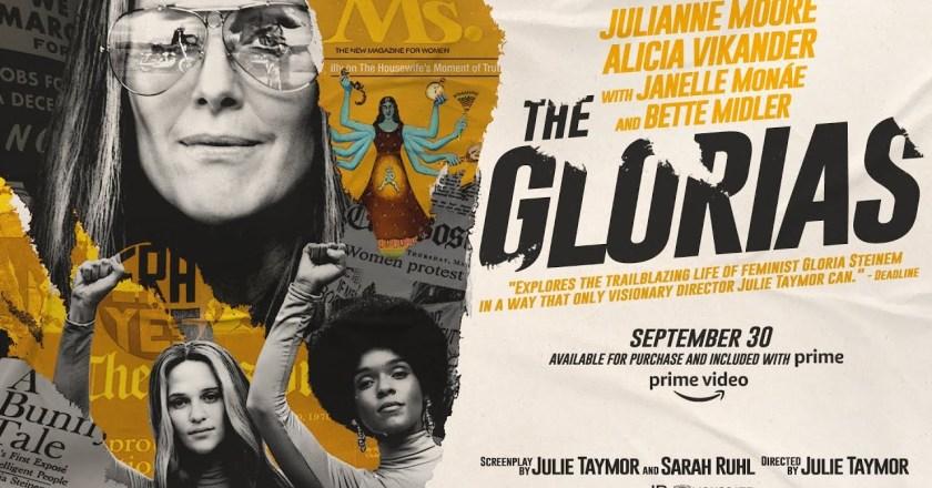 The Glorias (2020) hd latino
