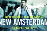 New Amsterdam (2021) Temporada 3 1080p Inglés- Sub. latino [12/13]