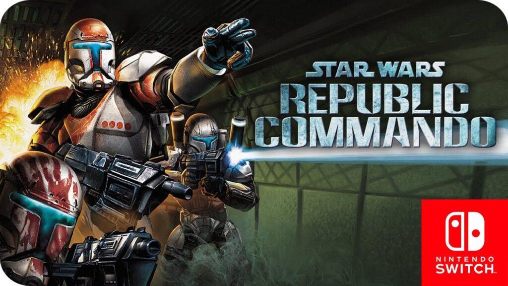 Star Wars: Republic Commando tiene problemas de rendimiento en Switch