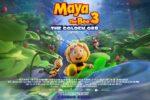La abeja Maya y el huevo dorado (2021) HD 1080p y 720p Latino Dual