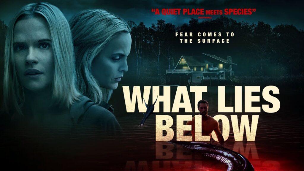 What Lies Below (2020) 1080p y 720p latino Dual
