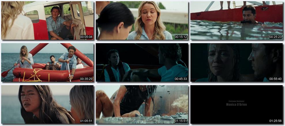 Tiburón blanco (2021) 1080p y 720p latino Dual