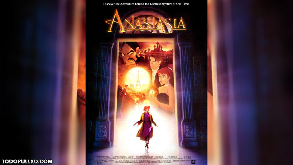 Anastasia (1997) BRRip HD 1080p Latino 5.1 Dual