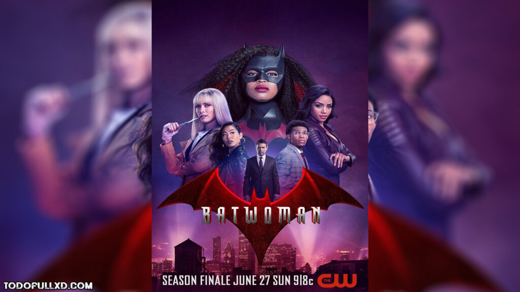 Batwoman Temporada 2 Completa (2021) HD 720p Latino Dual