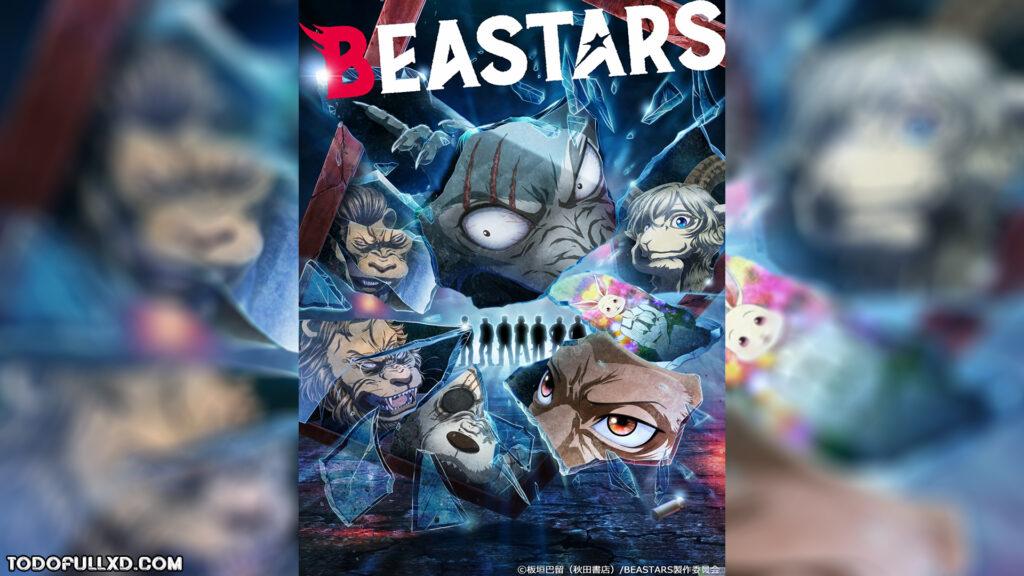 Beastars Temporada 2 Completa (2021) HD 1080p Latino Dual