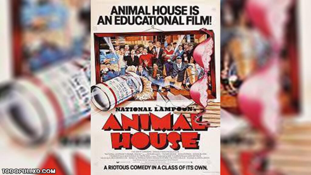 Colegio de animales (1978) BRRip HD 1080p Latino Dual