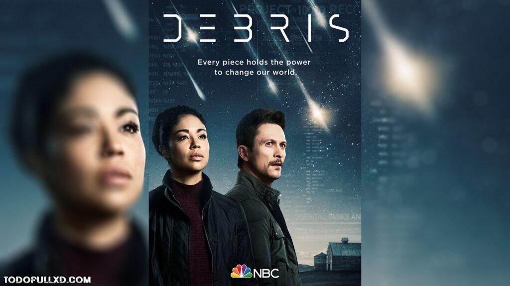 Debris Temporada 1 (2021) HD 720p Latino Dual [01/13]