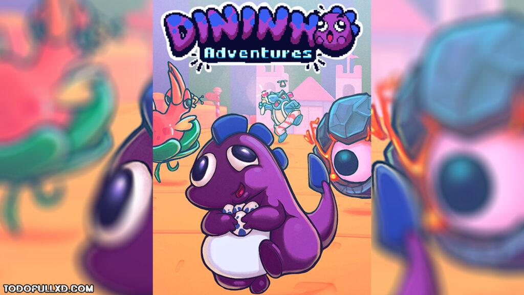 Dininho Adventures: Definitive Edition (2021) PC Full Español Latino
