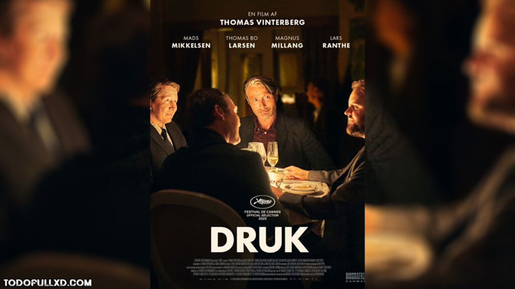 Druk [Another Round] (2020) HD 1080p y 720p V.O.S.E