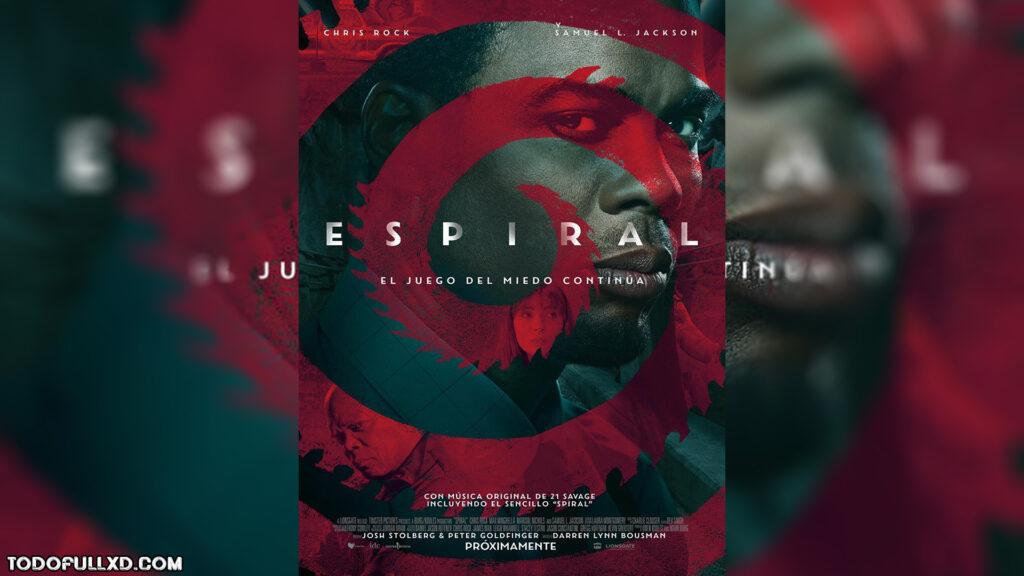 Espiral: El juego del miedo continúa (2021) 4K UltraHD 2160p HDR Latino 5.1 Dual