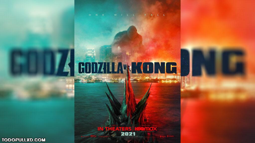Godzilla vs. Kong (2021) 3D SBS Latino 5.1 Dual