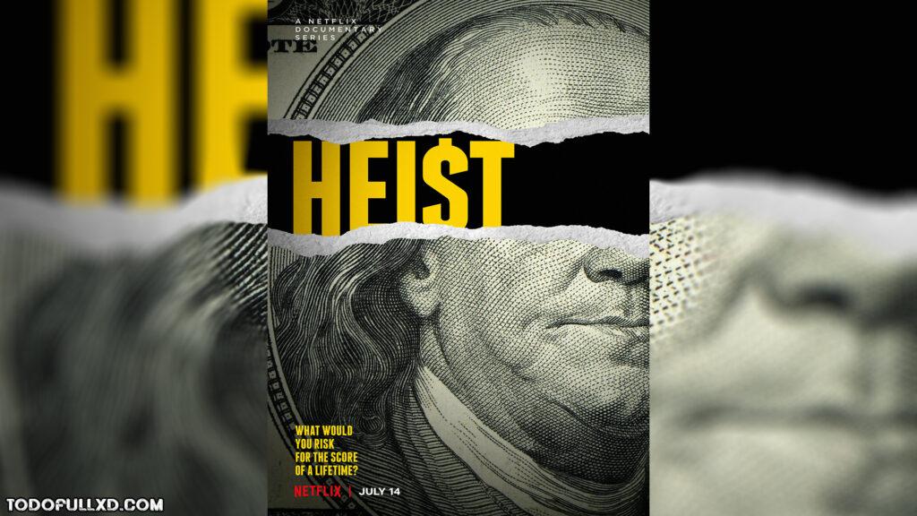 Heist [Atracos] Temporada 1 Completa (2021) HD 720p Latino 5.1 Dual