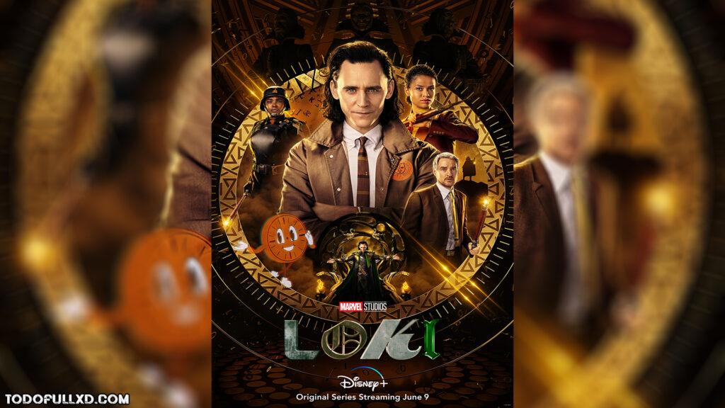 Loki Temporada 1 Completa (2021) HD 1080p y 720p Latino 5.1 Dual