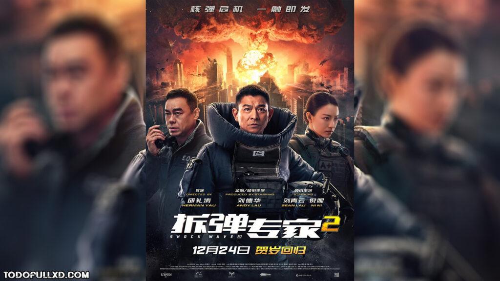 Más allá de la onda expansiva [Shock Wave 2] (2020) HD 1080p y 720p Latino Dual