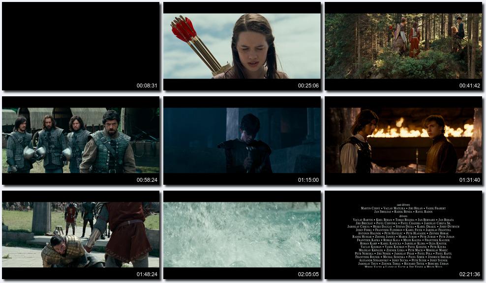 Las Cronicas de Narnia: El Principe Caspian (2008) 1080p latino Dual