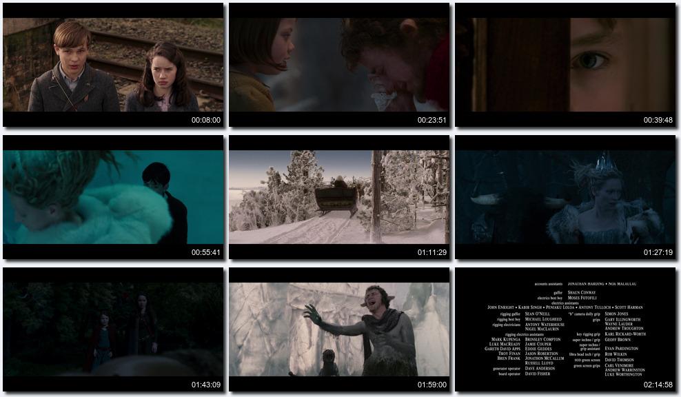 Las Cronicas de Narnia: El Leon, La Bruja y El Armario (2005) 1080p latino Dual