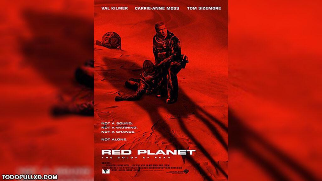 Planeta rojo (2000) HD 1080p Latino Dual