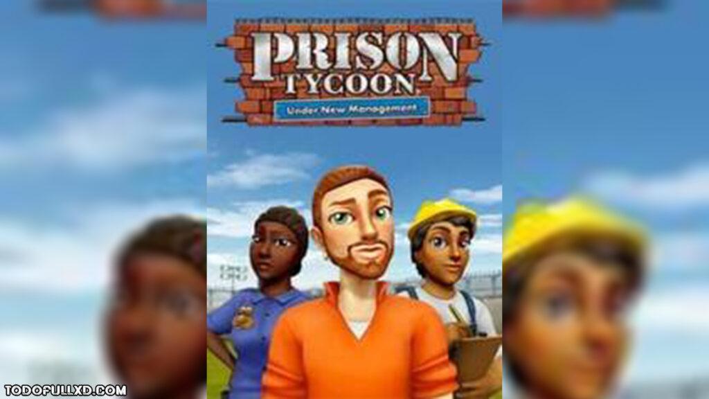 Prison Tycoon: Under New Management (2021) PC Game Español [Acceso Anticipado]