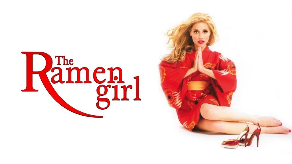 The Ramen Girl (2008) 1080p latino Dual