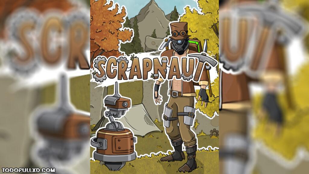 Scrapnaut (2021) PC Game Español Latino [Acceso Anticipado]