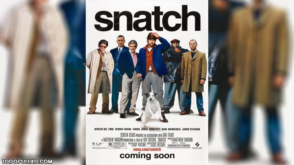 Snatch: Cerdos y diamantes (2000) BRRip HD 1080p Latino 5.1 Dual
