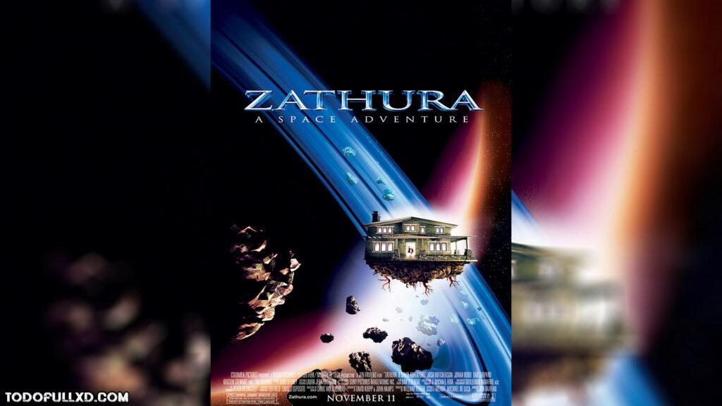Zathura – Una aventura espacial (2005) BRRip HD 1080p Latino 5.1 Dual