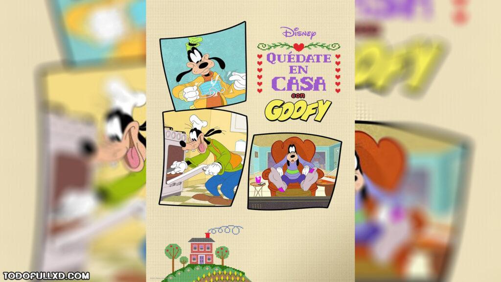 Goofy Quedate En Casa Temporada 1 Completa 2021 Hd 1080p Latino Dual 1024x576