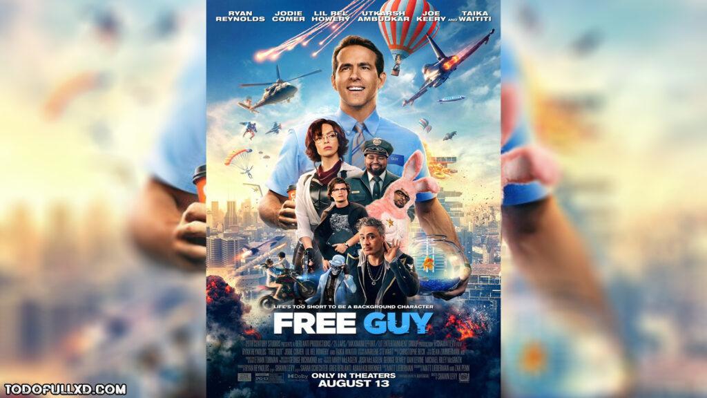 Free Guy 2021 4k Ultra Hdr 2160p Hevc Latino Dual 1024x576