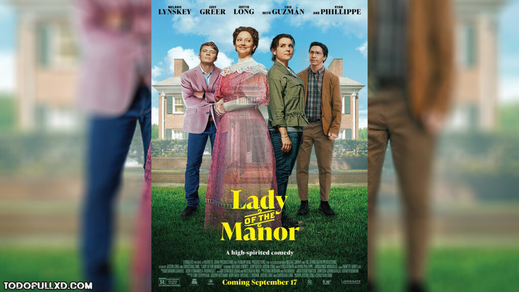 Lady Of The Manor 2021 Hd 1080p Y 720p Latino 51 Dual 1024x576