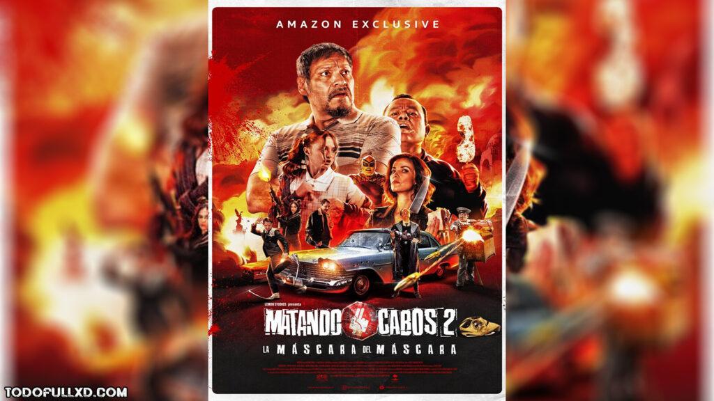 Matando Cabos 2 La Mascara Del Mascara 2021 Hd 1080p Latino 51 1024x576