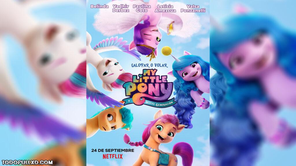 My Little Pony Nueva Generacion 2021 Hd 1080p Y 720p Latino 51 Dual 1024x576
