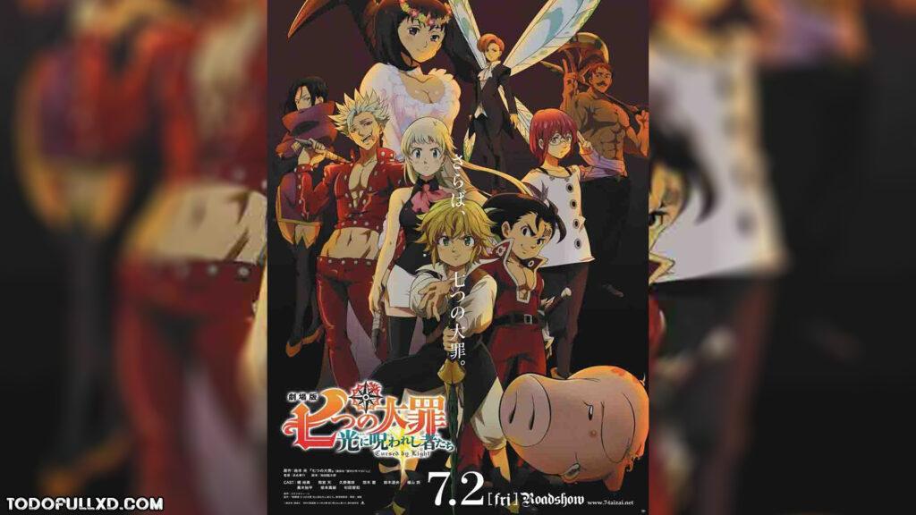 The Seven Deadly Sins La Maldicion De La Luz 2021 Hd 1080p Y 720p Latino 51 Dual 1024x576